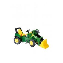 Traktor John Deere 7930 z ładowaczem i oponami pneumatycznymi Rolly Toys 710126
