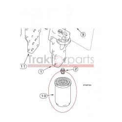 Filtr oleju silnia Fleetguard JCB Case J934430 - 2910970 - LF3806