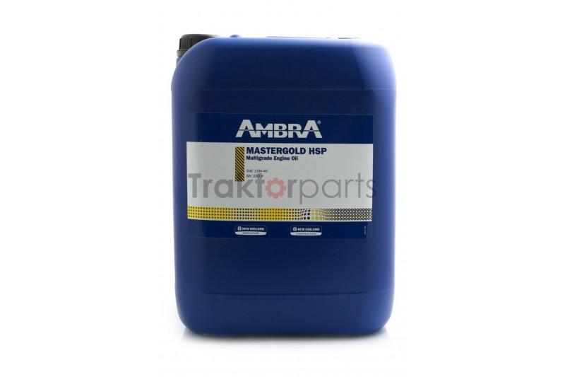 Olej Ambra Mastergold 15W40 - bańka 20l
