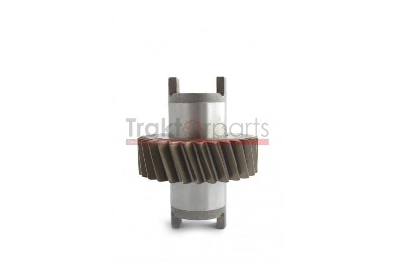 Wałek napędu pompy hydraulicznej CNH New Hollad 4769590 - 87569554 Z-29