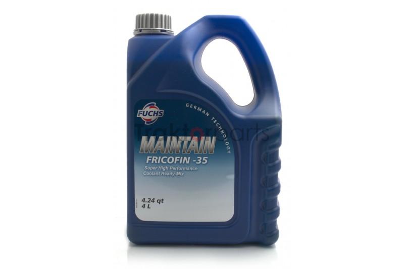 Płyn chłodniczy Fuchs Fricofin Maintain (-35) bańka 4l