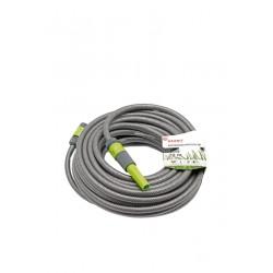 Wąż ogrodowy 20m - zestaw dysza + szybkozłączka