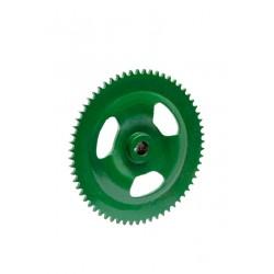 Koło łańcuchowe do napędu wytrząsacza John Deere Z10025 - 525Z10025 - 63 zęby