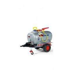 Beczkowóz - cysterna Rolly Tanker z pompą i kołem podporowym Rolly Toys 122776