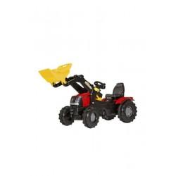 Traktor na pedały z ładowaczem Rolly Toys Case Puma CVX 240 - 611065