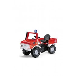 Straż pożarna na pedały Rolly Toys 036639
