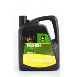 Olej silnikowy John Deere Plus-50 II 15W40 bańka 5l
