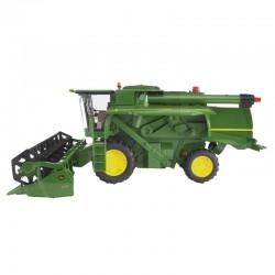 Kombajn John Deere T670i - Bruder 02132 - TraktorParts.pl