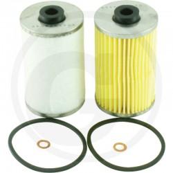 Zestaw wkładów filtra paliwa do Ursusa 656KWP010X - TraktorParts.pl