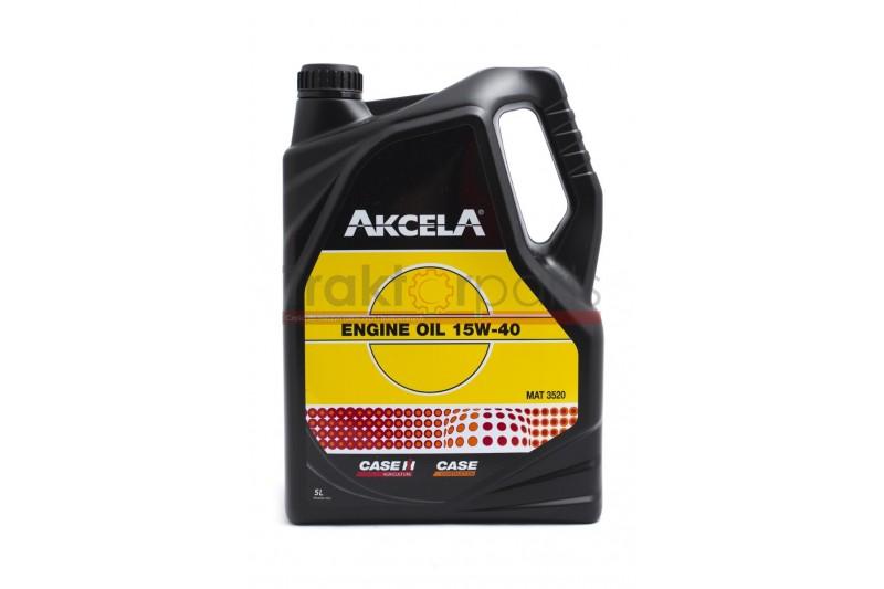 Olej Akcela Engine-Oil 15W40 - bańka 5l