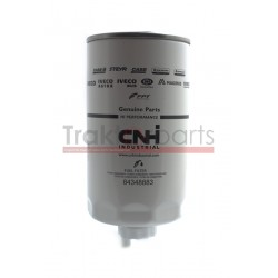 Filtr paliwa separator New Holland Case CNH 84348883