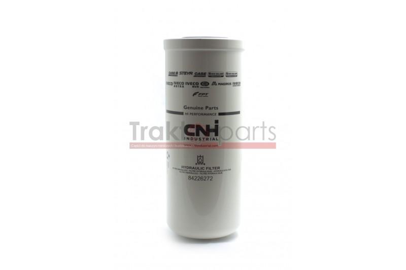 Filtr hydrauliki New Holland LB CNH - gwint 48mm - 84226272 - 86989733