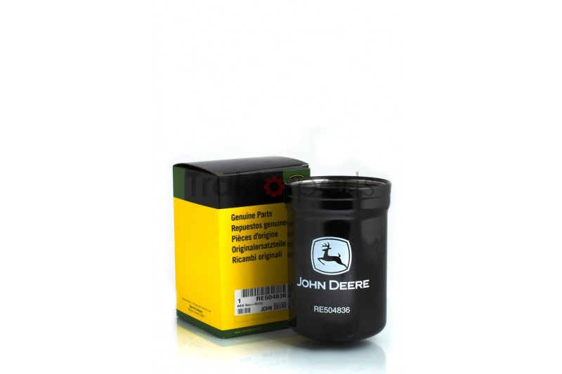 Filtr oleju silnika John Deere RE504836