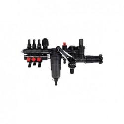 Rozdzielacz sterujący stało-ciśnieniowy opryskiwacza 4031/12-004/0 - TraktorParts.pl - 1