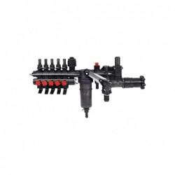 Rozdzielacz sterujący stało-ciśnieniowy opryskiwacza 4031/12-004/2 - TraktorParts.pl - 1