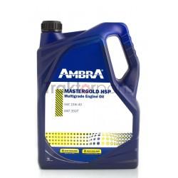 Olej silnikowy Ambra Mastergold 15W40 - bańka 5l