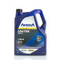Olej Ambra UNITEK 10W40 SCR - bańka 5l