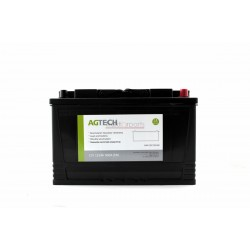 Akumulator 12V 125AH 900A - AGTECH 64412V125AH - TraktorParts.pl - 1