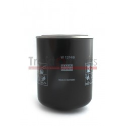 Filtr oleju Mann Filter W1374/6 - HF35256 - 04411047