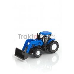 SIKU traktor New Holland z ładowaczem czołowym