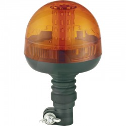 Lampa błyskowa ostrzegawcza LED 693LB186LED - TraktorParts.pl - 1