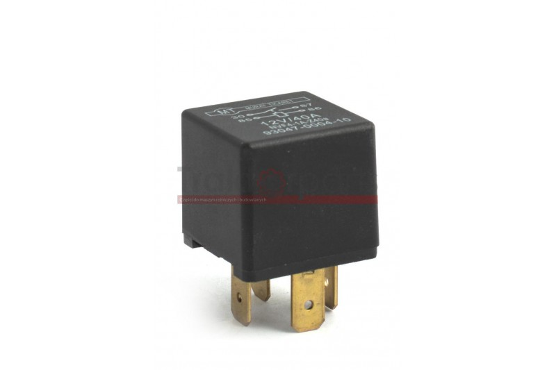Przekaźnik elektryczny 10V 40A New Holland CNH 5080366