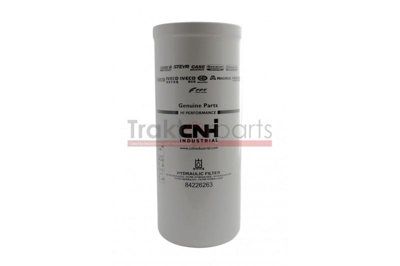 Filtr hydrauliki New Holland CASE CNH 84226263 - 86018758 - 47131182