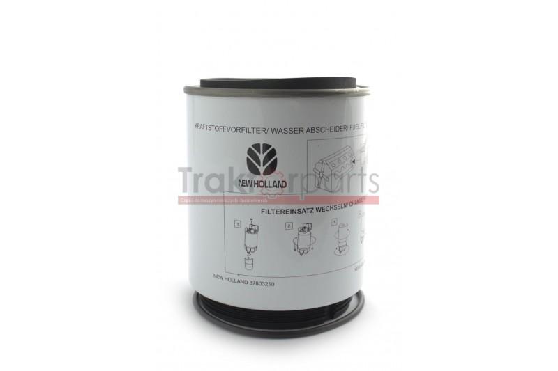 Filtr paliwa New Holland Case CNH 87803210 - 87840136 - 84989840 - 84446332