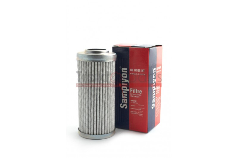 Wkład filtra hydrauliki New Holland Landini Case McCormick Steyr CE0108HT - 5194879 - HD509 - HF30196 - 69/000084 - 3556455M1