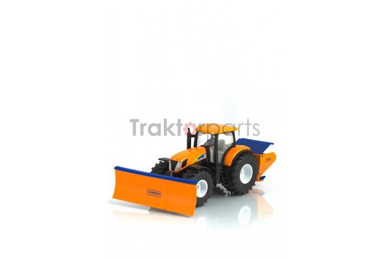 Traktor New Holland T6060 SIKU - 02940